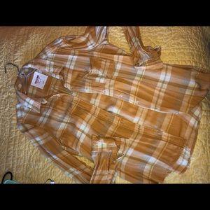 Merona women's flannel